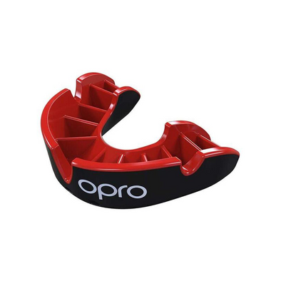 OPRO Self-Fit Silver Adult Mouthguard- buy now online in UAE, Dubai, Abu Dhabi free home delivery
