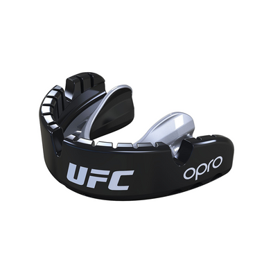OPRO Self-Fit UFC Bronze Youth Mouthguard - Buy now online with delivery in 1-2 days in UAE, Dubai, Abu-Dhabi.