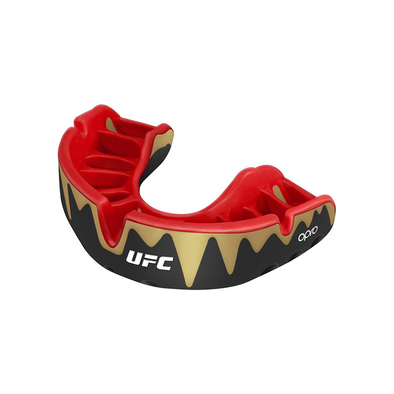 OPRO Self-Fit UFC Platinum Adult Mouthguard - Buy now online with delivery in 1-2 days in UAE, Dubai, Abu-Dhabi.