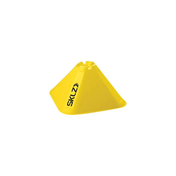 "Pro Training 6"" Agility Cones (Set of 4) - Buy now online with Free delivery in 1-2 days in UAE, Dubai, Abu-Dhabi."