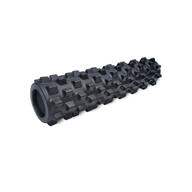 "RumbleRoller 22"" Mid Size Xtra Firm Textured Foam Roller - Buy now online with Free delivery in 1-2 days in UAE, Dubai, Abu-Dhabi."