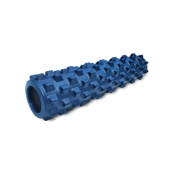 "RumbleRoller 22"" Midsize Textured Foam Roller - Buy now online with Free delivery in 1-2 days in UAE, Dubai, Abu-Dhabi."