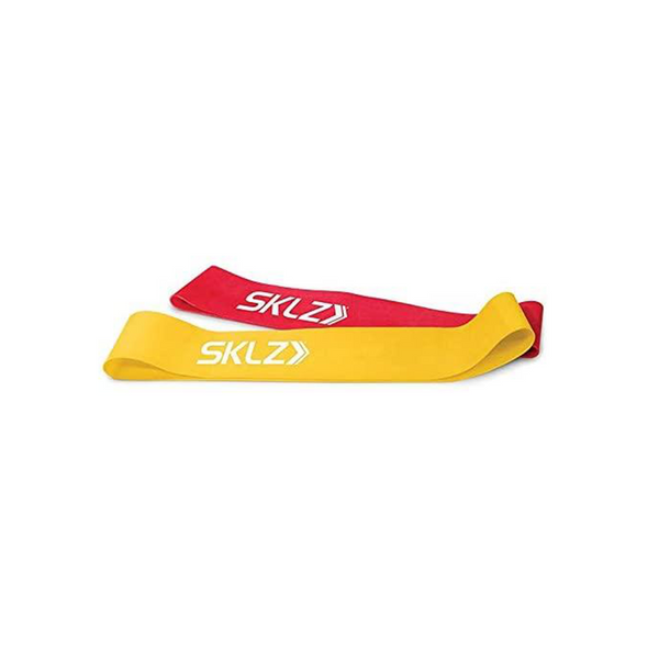 SKLZ Exercise Bands (2pk) - Buy now online with Free delivery in 1-2 days in UAE, Dubai, Abu-Dhabi.