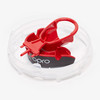 OPRO Self-Fit Silver Youth Mouthguard - Buy now online with delivery in 1-2 days in UAE, Dubai, Abu-Dhabi.