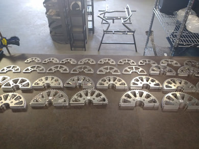 SHARP QC Gears for 35 Chain, 33T-65T