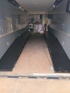 Trailer Ramp Over Interior Ramps