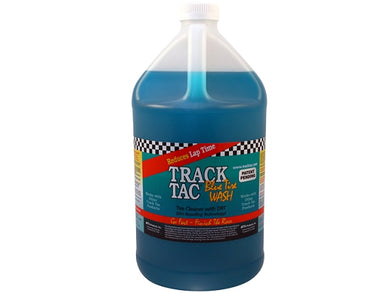 [TTBL] Track-Tac® Blue Tire Wash w/ DRT (gallon)
