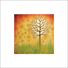 Load image into Gallery viewer, Glow Tree Art Print on Paper