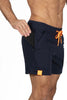 Male Identity Paris short sport bleu 4