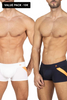 Male Identity Paris pack boxer 1