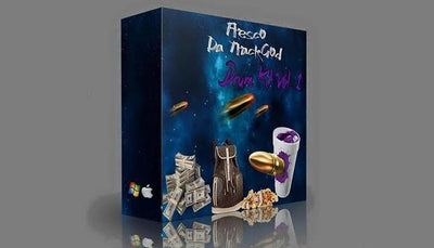 Fresco Da Track God Drum Kit Vol 1 (Free Download)