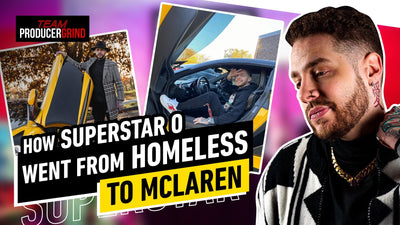 How SuperStar O Went From Homeless To McLaren