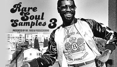 Mr. Yard Presents: Rare Soul Sample Pack Part 3 (Free Download)