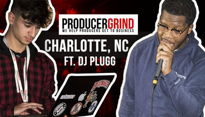 Producergrind & DJ Plugg Head to Charlotte NC For Seminar & Beat Showcase