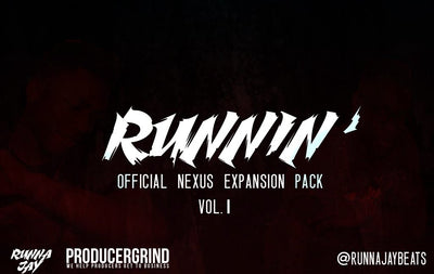 "Runna Jay ""Runnin"" Nexus Preset Bank (Free Download)"