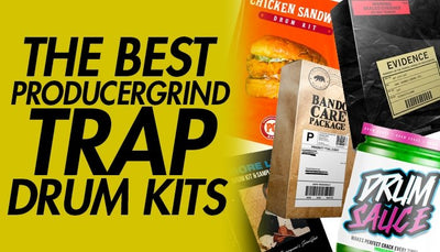 The 5 Best Producergrind Trap Drum Kits in 2020