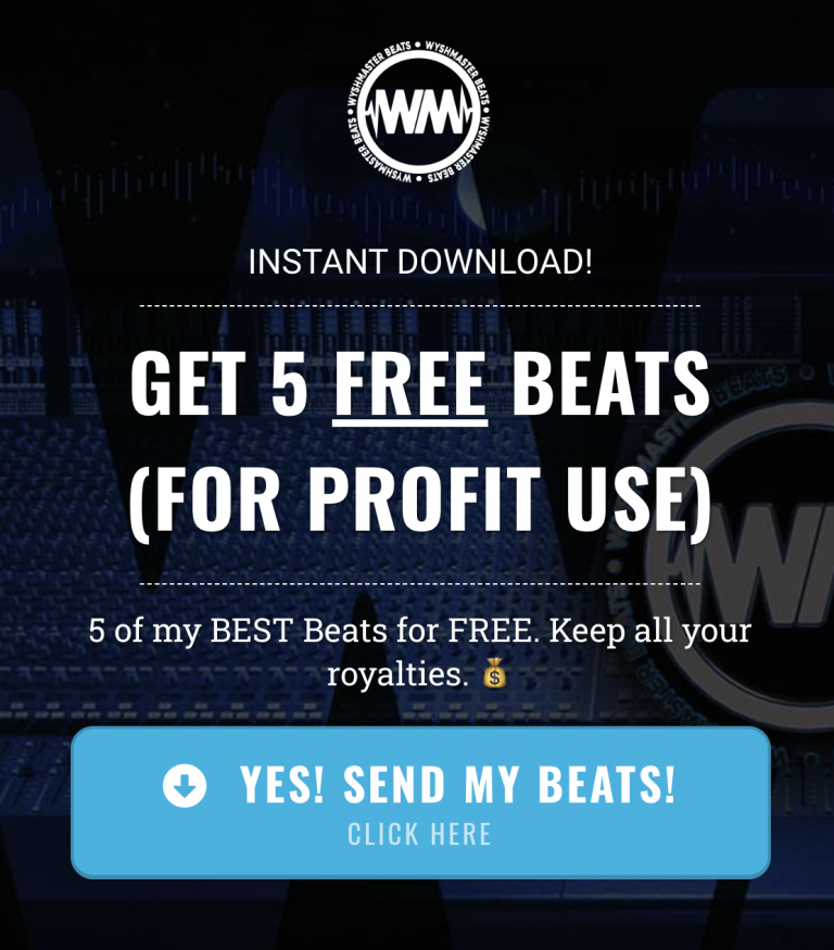 selling beats with clickfunnels