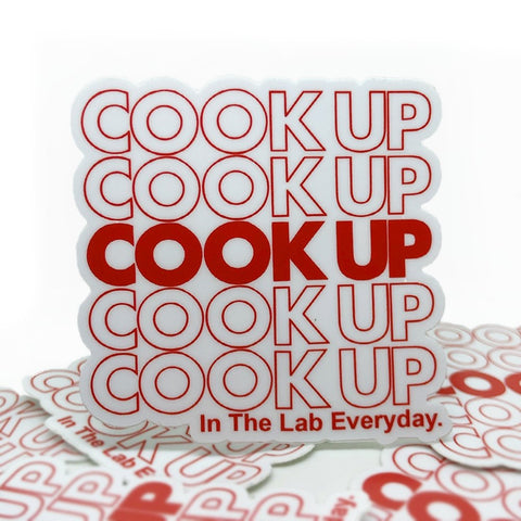 Cook Up Sticker Pack - Producergrind