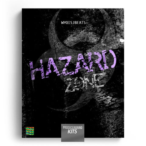 JB's 'Hazard Zone' Sample Pack - Producergrind