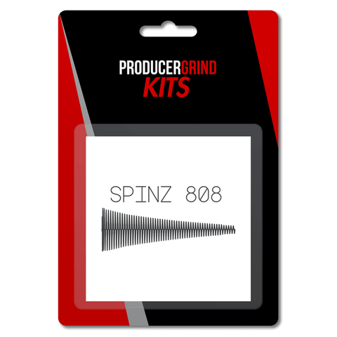 The DJ Spinz 808 (Free Download) - Producergrind