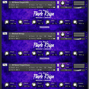"The Official ""Purple Reign"" Drum Kit & Kontakt Library - Producergrind"