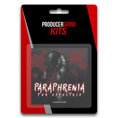"The ""Paraphrenia"" Effectrix Preset Pack (Free Download) - Producergrind"