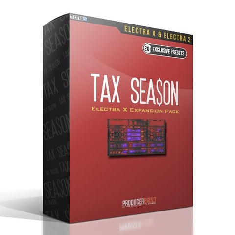 "The ""Tax Season"" Electra X Expansion Pack - Producergrind"