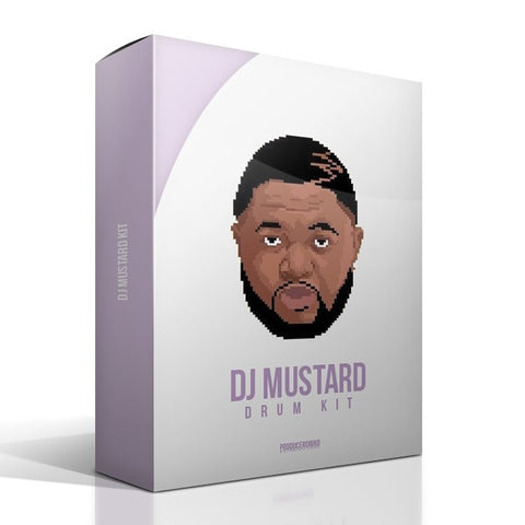 Ultimate DJ Mustard Drum Kit - Producergrind