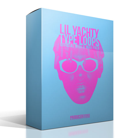 "The ""Lil Yachty Type"" MIDI & WAV Loop Pack"