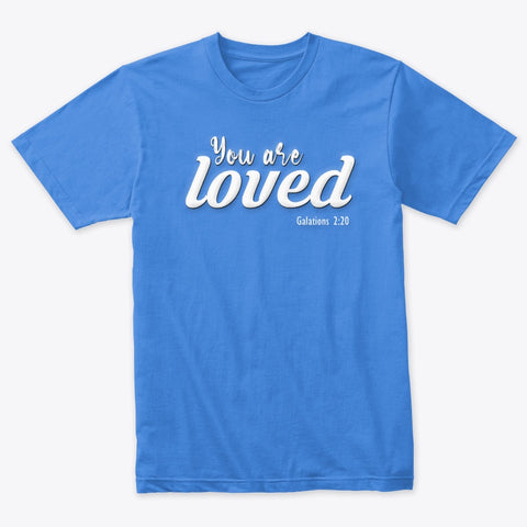 Triblend Tee - You Are Loved