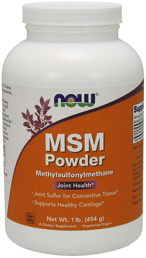 NOW MSM Powder 1lb.