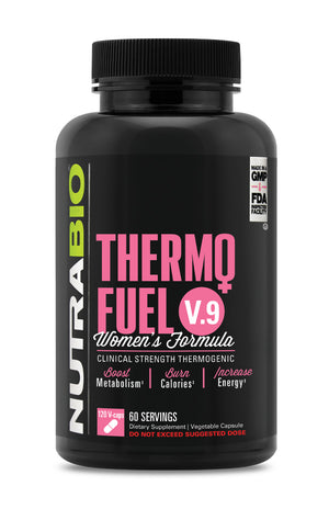 NUTRABIO Thermo Fuel V9 Women's Formula