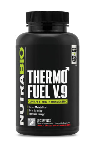 NUTRABIO ThermoFuel V9 Men's Formula