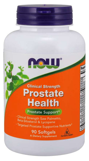 NOW Prostate Health 90 Softgels