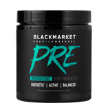 BLACKMARKET LABS Introductory Pre-Workout