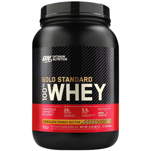 OPTIMUM NUTRITION, Gold Standard 100% Whey