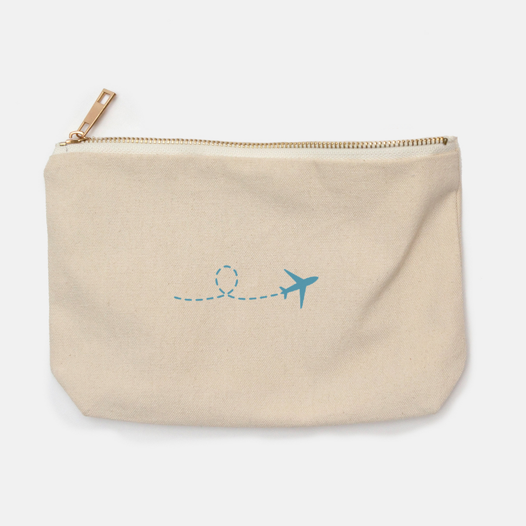 Flytographer Travel Pouch