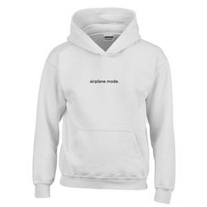 Airplane Mode Youth Hoodie