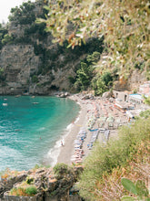 Load image into Gallery viewer, Amalfi Coast | Beach Print