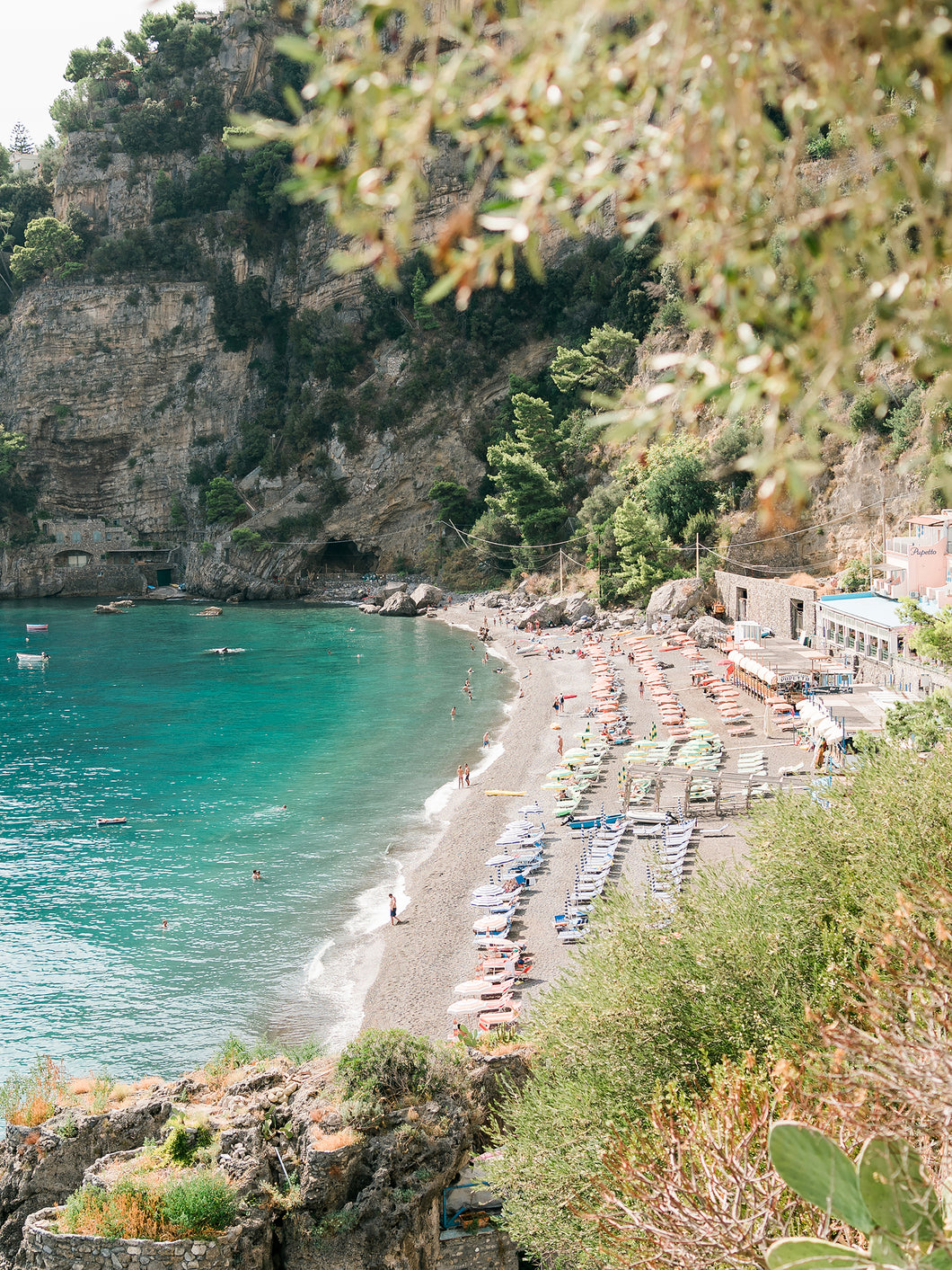 Amalfi Coast | Beach Print