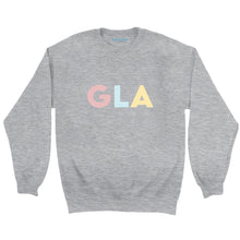 Load image into Gallery viewer, Glasgow (GLA) Airport Code Crewneck
