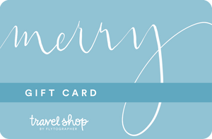 Flytographer Travel Shop Gift Card