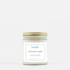 Golden Hour Candle