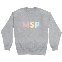 Load image into Gallery viewer, Minneapolis (MSP) Airport Code Crewneck