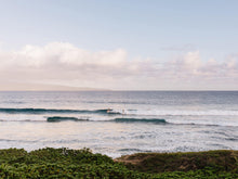 Load image into Gallery viewer, Maui | Surfers at Oneloa Bay Print