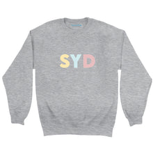 Load image into Gallery viewer, Sydney (SYD) Airport Code Crewneck