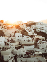 Load image into Gallery viewer, Santorini | Sunrise Print