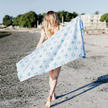 Load image into Gallery viewer, Flytographer Beach Towel