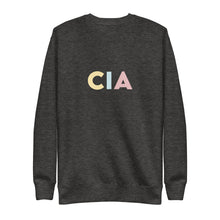 Load image into Gallery viewer, Rome (CIA) Airport Code Crewneck