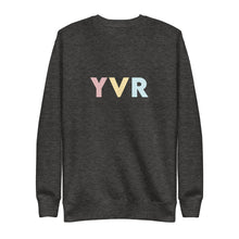 Load image into Gallery viewer, Vancouver (YVR) Airport Code Crewneck